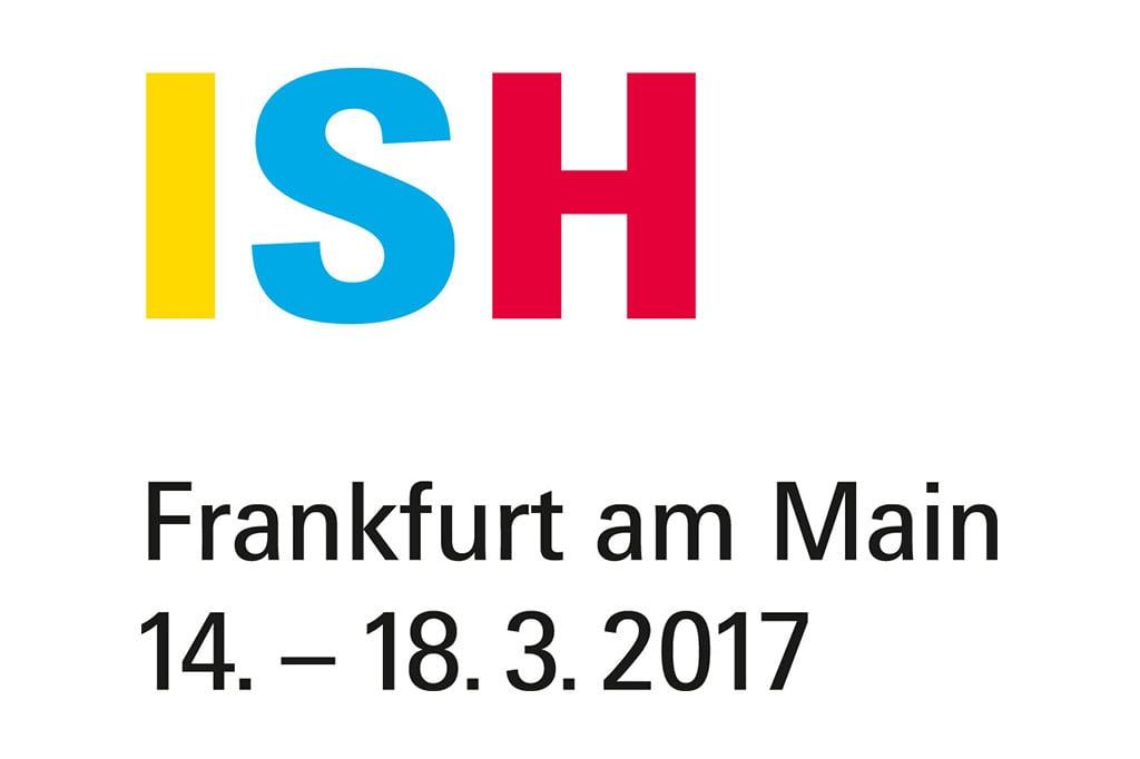 Schwank auf der ISH in Frankfurt im Jahr 2017.