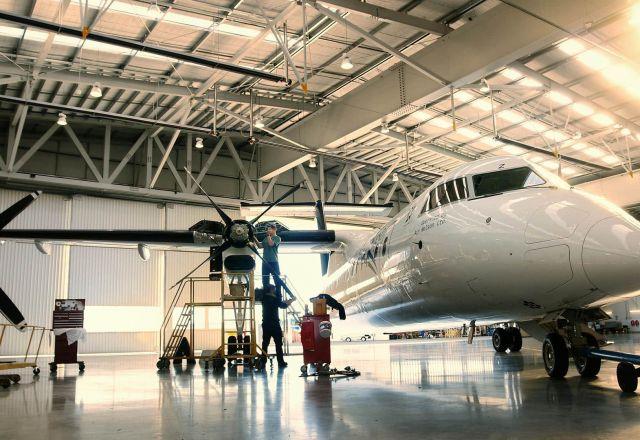 Air New Zealand: Wir fliegen auf Schwank Infrarotheizungen