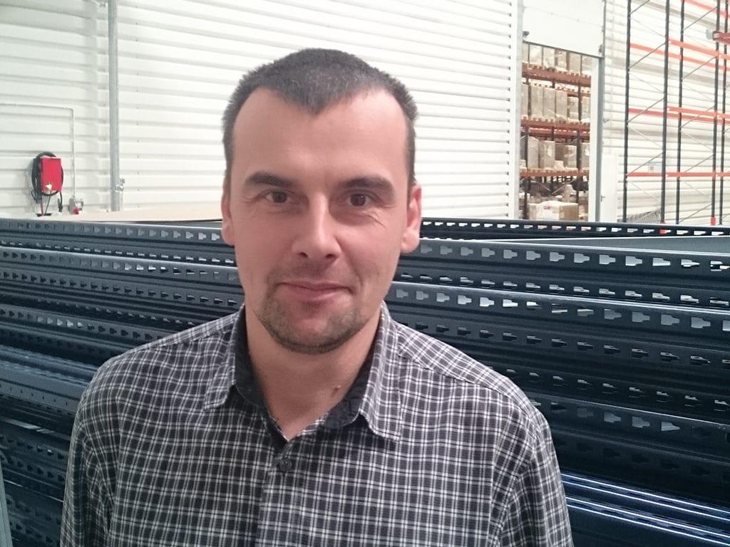 Ing. Krzysztof Kamaszewski, Betriebsleiter, Phoenix PHARMA Group