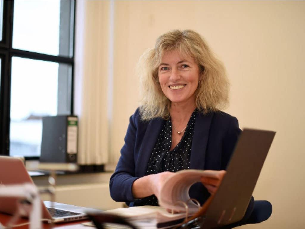 Brigitte Biffar, Geschäftsführerin Biffar GmbH & Co. KG