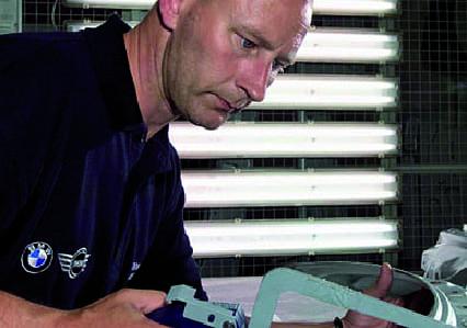 B. Yazdi, Energy Manager, BMW UK