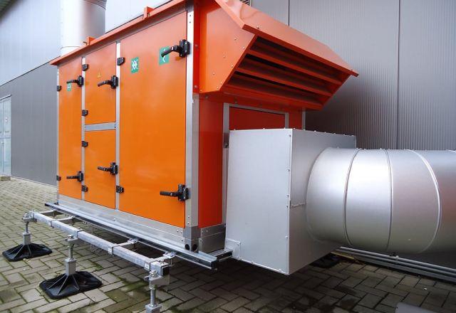 Produktbild Brennwertsystem hybridSchwank aero der Firma Schwank.
