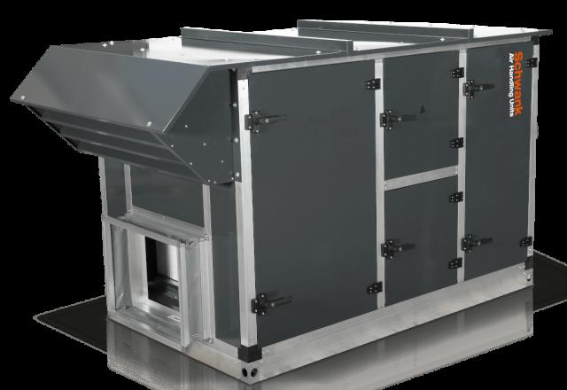 Produktbild RLT-Gerät aeroSchwank H-R der Firma Schwank.
