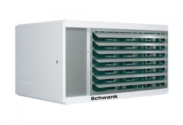 Produktbild Warmlufterzeuger ARM-H der Firma Schwank.