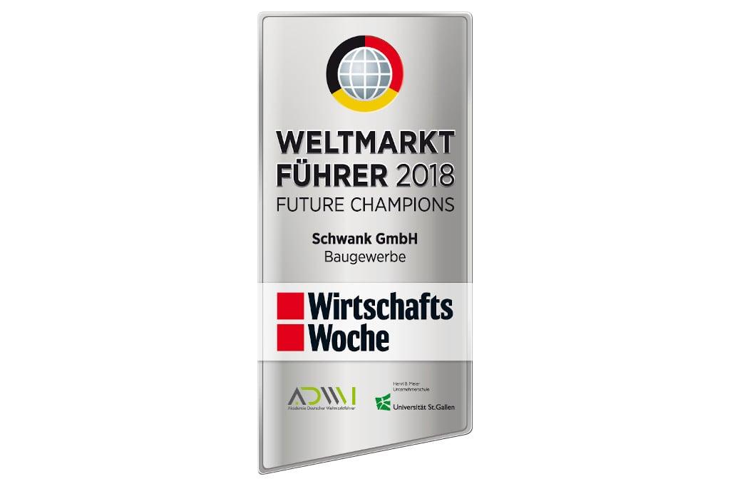 Weltmarktführer 2018