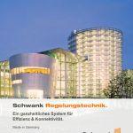 Titelbild der Broschüre der Schwank Regelungstechnik.