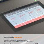 Titelbild der Broschüre der SchwankControl Regelungstechnik.