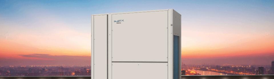 Das VRF-Wärmepumpensystem von Schwank.